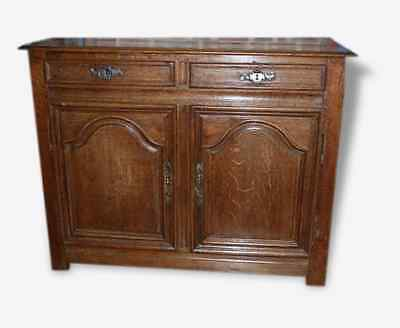 meuble bahut style louis xiv en chene ebay