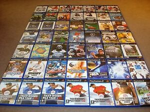 Sony Playstation 2 Games   PS2   50 x TITLES   Select From List   eBay Image is loading Sony Playstation 2 Games PS2 50 x TITLES