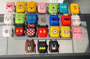 Apple Airpod Cases Cute Disney Characters Ebay