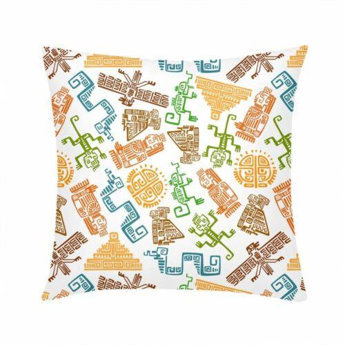 home decor square home sofa decor pillow cover case waist cushion cover size 16 18 20 home garden citricauca com