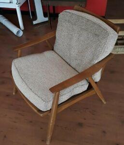 Antiche sedute cinema, poltrone cinema, sedie anni 60. Poltrona Modernariato Vintage Stile Svedese Ebay