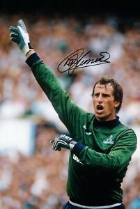 RAY CLEMENCE TOTTENHAM HOTSPUR HAND SIGNED PHOTO AUTHENTIC ...