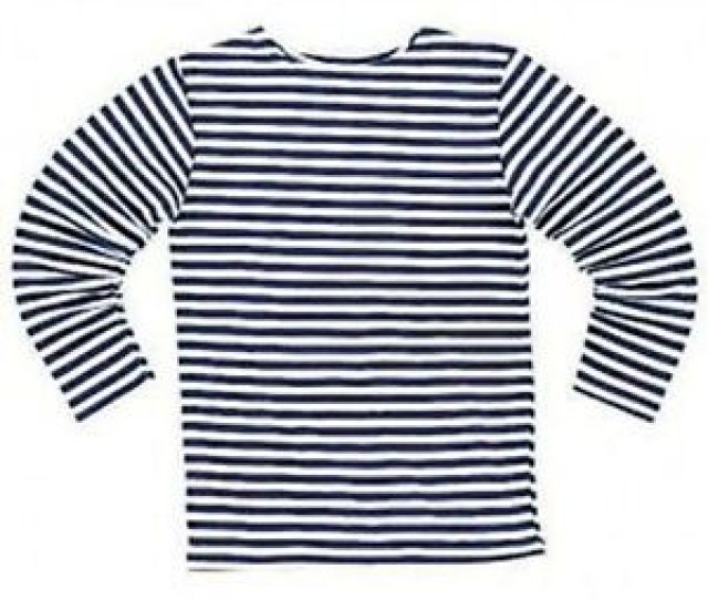 Sale Russian Military Army Navy Striped Dark Blue T Shirt Long Sleeve Ebay