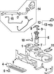 GM OEM 20915990 Fuel Tank Cap | eBay
