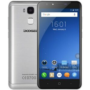 "DOOGEE Y6C Android 6.0 4G Smartphone Unlocked 5.5"" 2GB+16GB Quad Core SW 13.0MP"