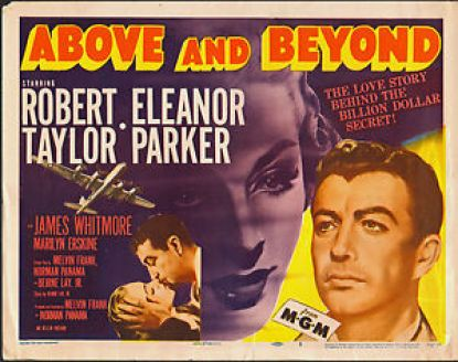 Image result for above and beyond movie