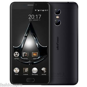 Ulefone Gemini 4G Phablet Android 6.0 5.5'' MTK6737T 1.5GHz Quad Core 3GB + 32GB