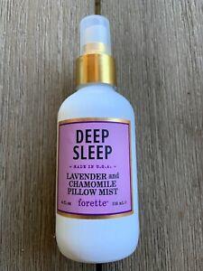 details about forette deep sleep lavender chamomile pillow mist 4 oz