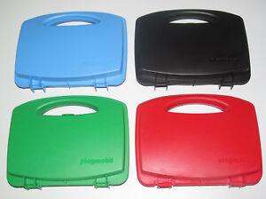 details sur playmobil accessoire boite de rangement vide plastique modele au choix new