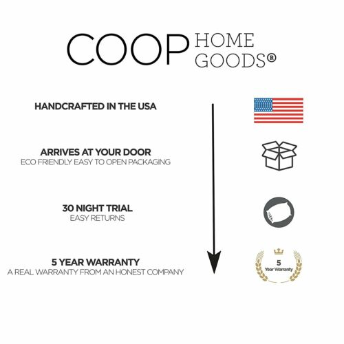 coop home goods shredded memory foam pillow with bamboo cover q made in usa bedding patterer bed pillows