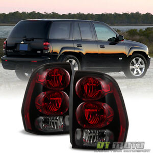 20022009 Chevrolet Trailblazer Rear Brake Tail Lights Lamps LeftRight 0209 | eBay