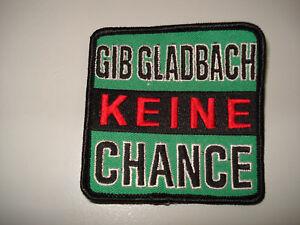 details zu anti aufnaher gib gladbach keine chance pro dusseldorf koln fussball