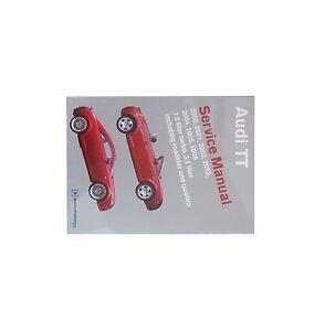 For Bentley Diagram Book Repair Guide Service Manual for Audi TTTT Quattro 9780837616254 | eBay