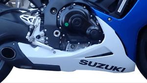 details zu 2011 21 suzuki gsxr 600 gsxr 750 full exhaust w muffler header cs racing