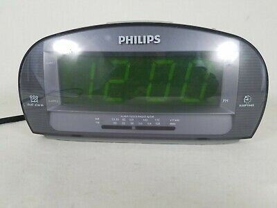 Display Digital Am Fm Alarm Clock Radio