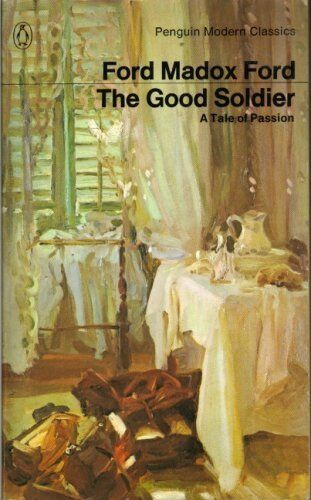 Image result for the good soldier ford madox ford