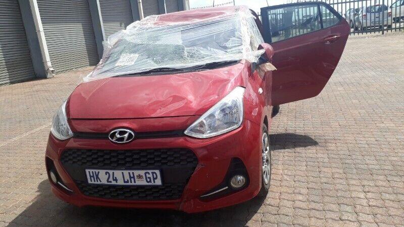Hyundai Grand I10 Stripping For Spare