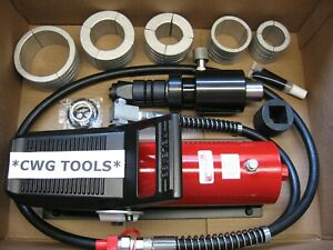 air hydraulic exhaust pipe expander