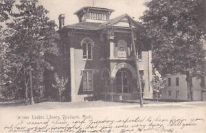 YPSILANTI , Michigan , PU-1909 ; Ladies Library | eBay