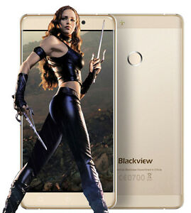 "Blackview R7 Octa Core 5.5"" Android 6.0 4GB+32GB 13MP 4G LTE Dual SIM Smartphone"