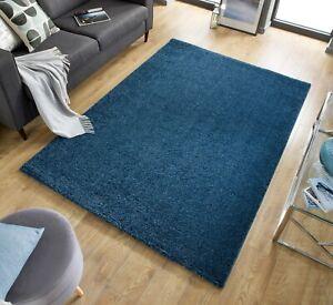 https www ebay fr itm sleek qualite doux grand petit x jean bleu tapis shaggy chemin 274398527956