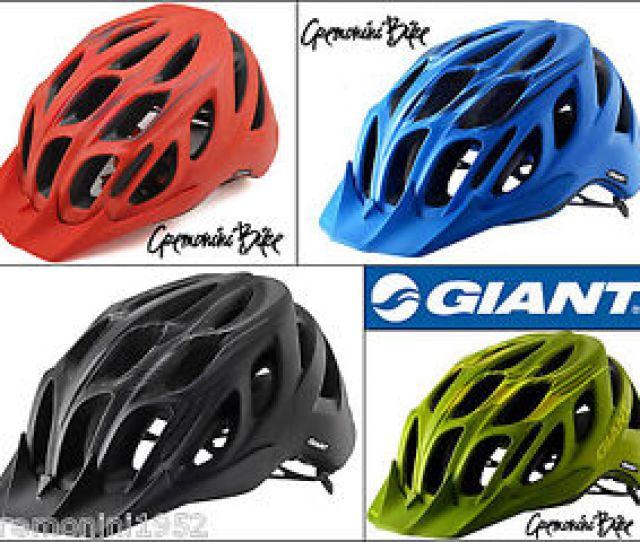 Image Is Loading Giant Bike Helmet Mtb Helmet Bike Cycling Cycling