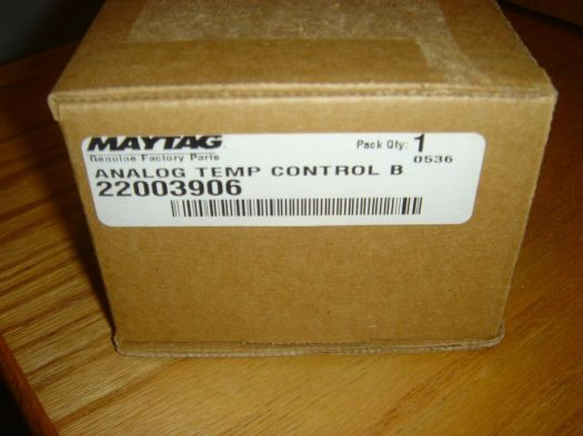 s l1600 - Appliance Repair Parts Maytag Washer Temp Control Board 22003906, Genuine Factory Parts - New
