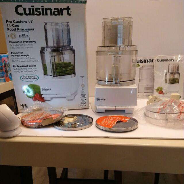 Cuisinart Dlc 8s Pro Custom 11 Cup Food