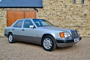 1991 Mercedes Benz 260E W124 *90k Miles, 1 Family Owned, Leather, Superb*