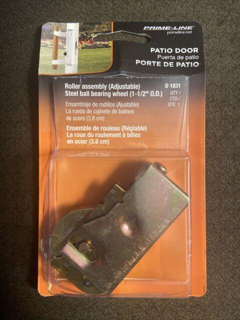 1 1 2sliding glass door roller prime line products repair parts d 1831