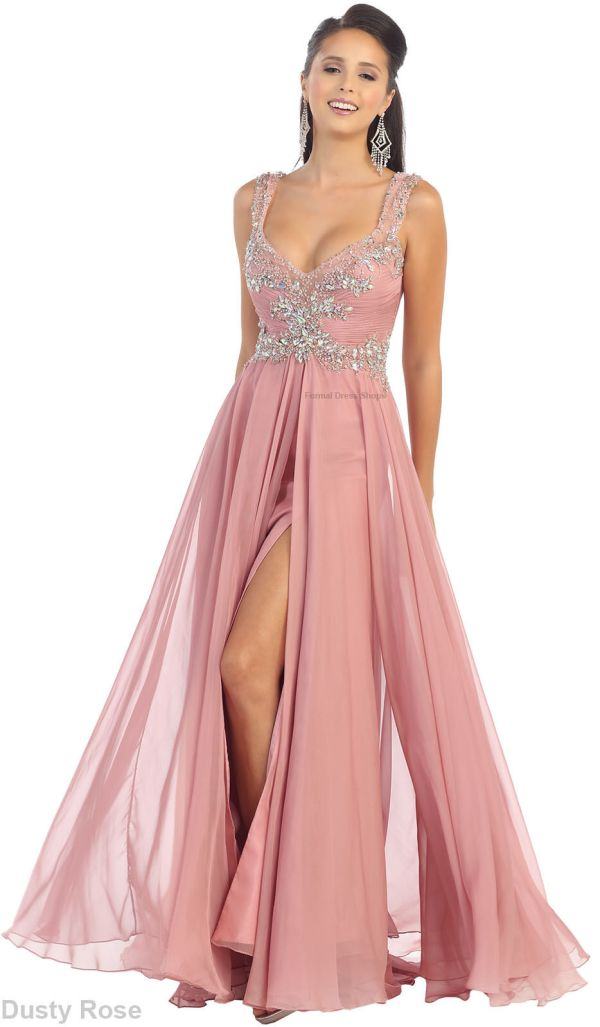 NEW YEARS EVE PROM EVENING GOWNS LONG DESIGNER SPECIAL ...