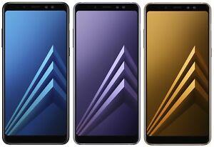 Samsung Galaxy A8+ Plus 2018 SM-A730F/DS Dual Sim (FACTORY UNLOCKED) 64GB