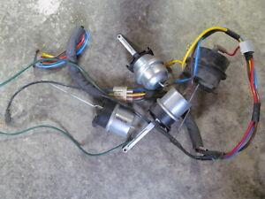 1999200001 Jeep Wrangler TJ HeatAC Vacuum Lines w