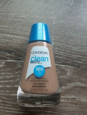 Covergirl Clean Matte