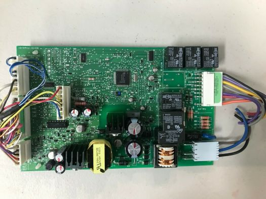 s l1600 - Appliance Repair Parts GE Refrigerator Control Board 200d2260g008  FOR PARTS ONLY CBP15