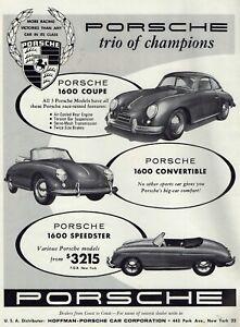 details about porsche advertisement vintage poster art print