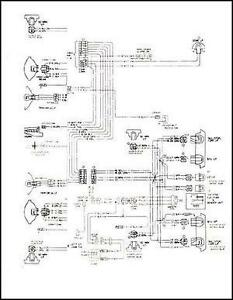 mid1975 GMC Astro 95 Chevy Titan 90 Wiring Diagram