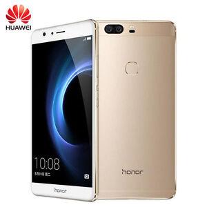 "Huawei Honor V8 KNT-AL20 5.7"" 4G Smartphone Kirin 950 Octa Core 4GB+64GB Type-C"