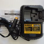 20v Max Lithium Ion Vehicle Battery Charger Dcb119 Tool Dewalt 12v Max Home Garden Power Tool Batteries