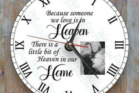 personalised glass photo clock » Full HD MAPS Locations - Another ...