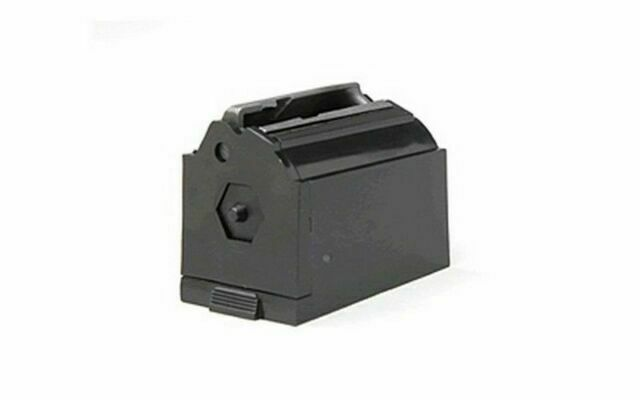 ruger 90076 9 round magazine for 77 17 and 77 22 magnum