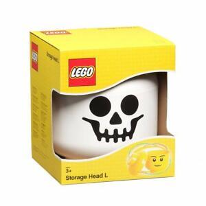 details sur lego squelette rangement tete grand garcons neuf en boite halloween