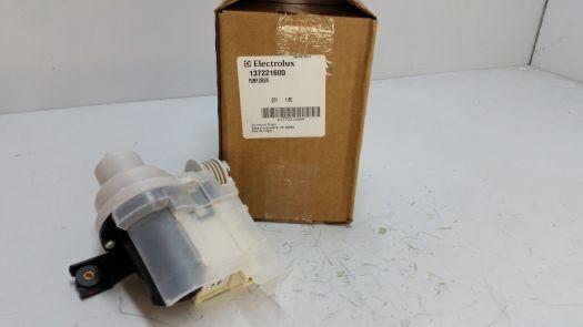 s l1600 - Appliance Repair Parts 137221600 ELECTROLUX WASHER DRAIN PUMP *NEW PART*