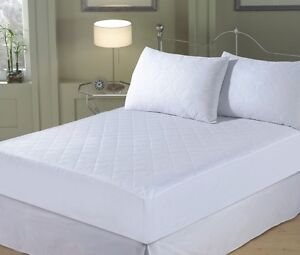 Image Is Loading Extra Deep 16 034 Quilted Mattress Protector Small