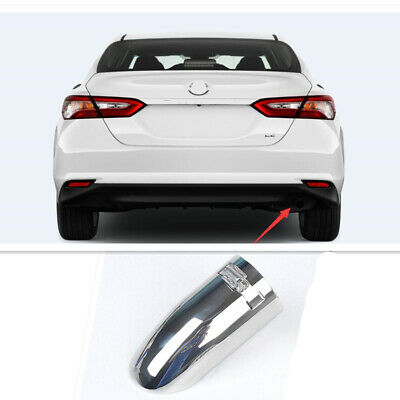 colorful stainless rear exhaust muffler