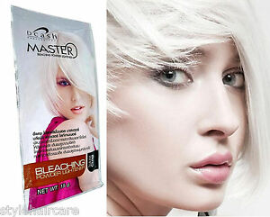 dcash platinum blonde blond hair bleaching dye toner bleach white ebay