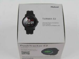 TicWatch E2 Smartwatch Midnight WG12026