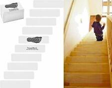 Ottomanson Safety Threads 14 Pack Clear Anti Slip For Sale Online | Ottomanson Safety Stair Treads | Wood | Dark Beige | Beige | Anti Slip | Slip Rubber Stair