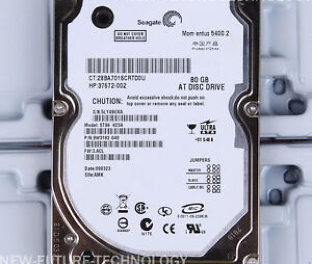 Image Is Loading Seagate St98823a 80 Gb Hdd