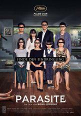 PARASITE - Orig.Groß-Kino-Plakat A0 - Song Kang-Ho - Gerollt